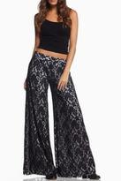 Elan International Lace Pants