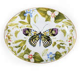 Mackenzie Childs MacKenzie-Childs Thistle & Bee Serving Platter
