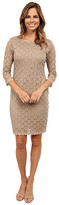 rsvp Alluring Lace Sheath Dress