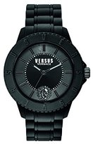 Versus By Versace Men's SOY010015 Tokyo Analog Display Quartz Black Watch