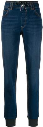 Philipp Plein cuff-detail jeans