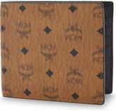 MCM Leather billfold wallet