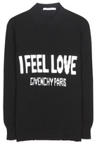 Givenchy Knitted Cotton Sweater