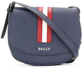 Bally medium Supra crossbody bag - women - Calf Leather - One Size