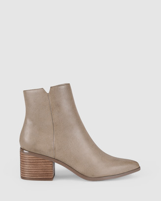 Verali - Women's Heeled Boots - Flickel - Size One Size, 36 at The Iconic