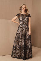 Anthropologie Xscape Nepenthe Wedding Guest Dress