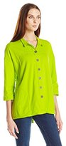 Neon Buddha Women's Blue Moon Shirt