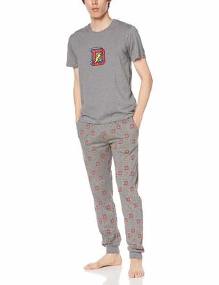 Diesel Men's Jake-Julio Pyjama