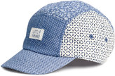 H&M Patterned Cotton Cap - Blue - Kids