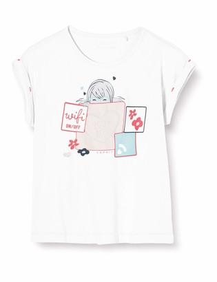 Esprit Girl's Rq1017301 T-Shirt Ss