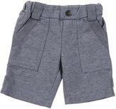 "Appaman Stanton"" Shorts (Baby) - Heather Grey-3-6 Months"