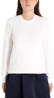 COMME DES GARÇONS GIRL Heart Cut-Out Sweater