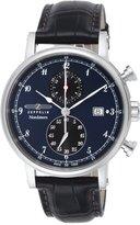 Zeppelin Nordstern Quartz Men's Chronograph Watch 7578-3