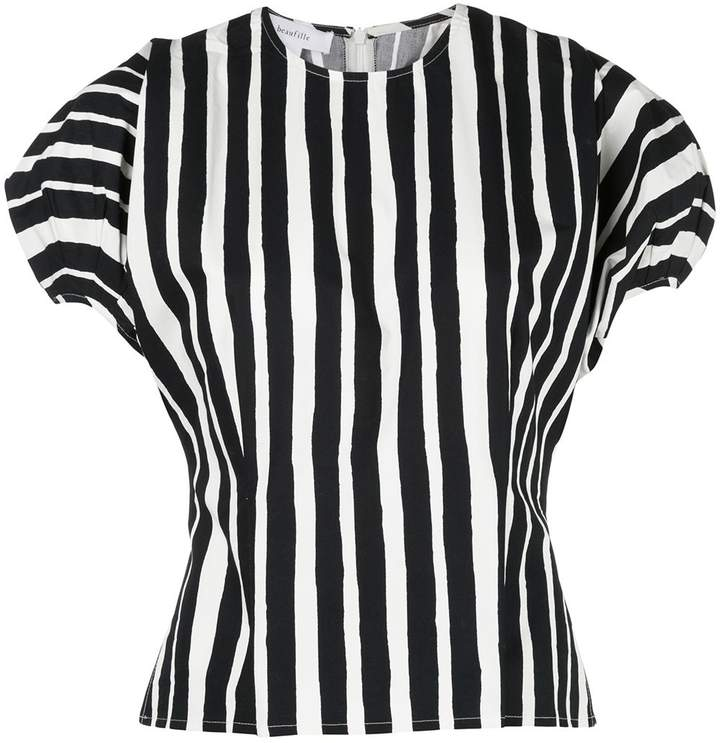 Beaufille striped Ivey blouse