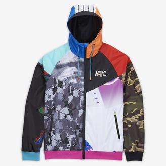 Nike Men's NYC Jacket Sportswear Windrunner