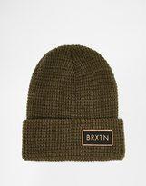 Brixton Rift Beanie - Green