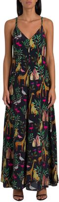 Tonello Savana Print Dress