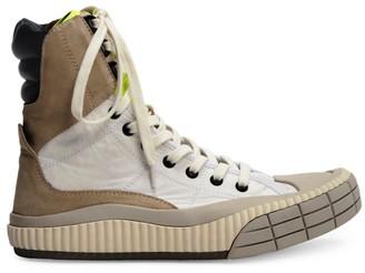 Chloé Clint High-Top Sneakers