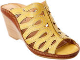 PIKOLINOS Capri Leather Wedge Sandal