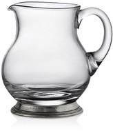 Arte Italica Taverna Small Glass Pitcher