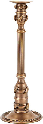 "One Kings Lane 12"" Taper Candleholder - Brass"