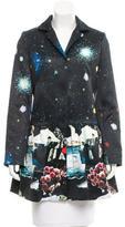 Rachel Roy Printed Constellation Blazer w/ Tags