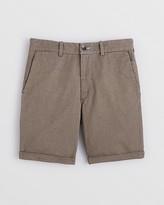 Rogan Cuffed Narkeeta Twill Shorts