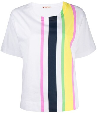 Marni striped T-shirt