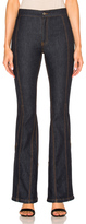 Givenchy Flare Jeans in Blue.