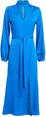 Intermix Shay Silk Charmeuse Dress