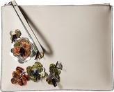 French Connection Lara Wristlet Clutch Handbags