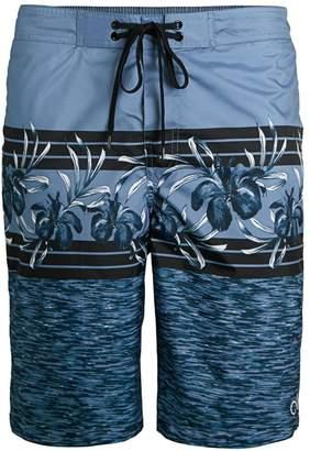 Calvin Klein Swim Cuts Print Board Shorts