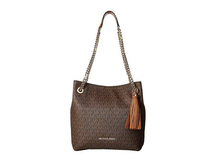 0a38433e0a14 Michael Kors Jet Set Shoulder Tote - ShopStyle
