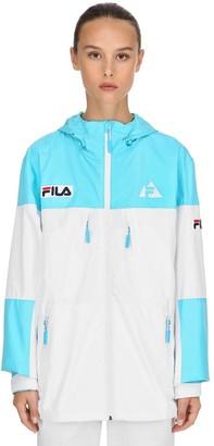 Fila Urban Holt Shell Logo Nylon Jacket