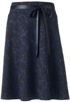 Women's Studio 253 Floral Jacquard Skirt