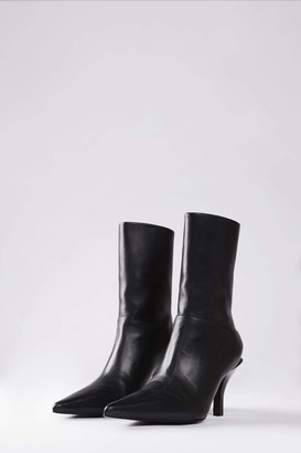Camilla And Marc Carmine Ankle Boot