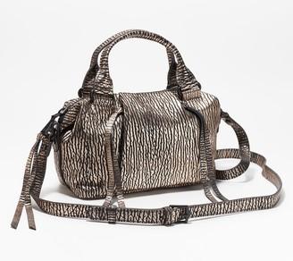 Aimee Kestenberg Mini Nubuck Leather Satchel - Tamitha