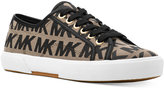 MICHAEL Michael Kors Boerum Lace-Up Sneakers