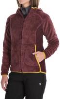 Jack Wolfskin Pine Cone Hooded Jacket - Fleece (For Women)