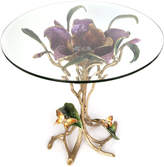 Jay Strongwater Magnolia Side Table