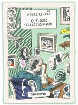 Olympia Le-Tan 'Quelques Collectionneurs' book clutch