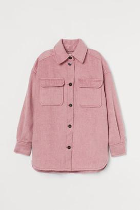 H&M Wool-blend shacket