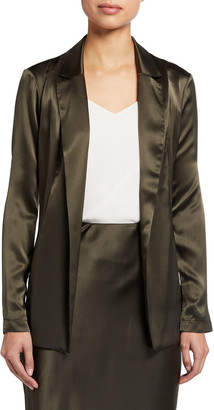 SABLYN Eva Open-Front Blazer