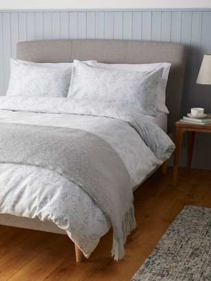 John Lewis & Partners Everdene Weave Duvet Cover Set