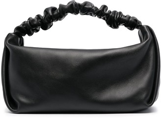 Alexander Wang Scrunchie leather tote bag