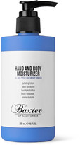 Baxter of California Hand and Body Moisturizer, 300ml