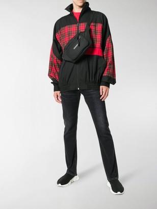 Balenciaga Explorer logo belt bag
