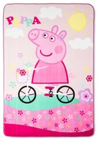 Nickelodeon Peppa Pig Blanket - Multicolor (Twin)