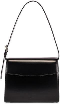 Balenciaga Medium Belt Bag in Black | FWRD