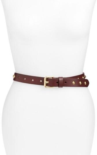 Rebecca Minkoff Women's 'Jane' Leather Belt